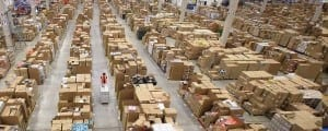 Amazon Fulfilment Center